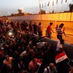 Groene zone Bagdad Reuters